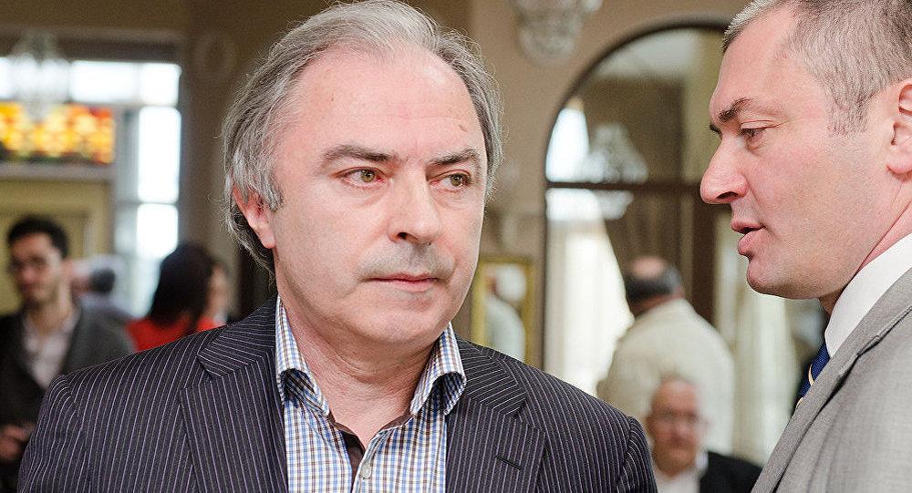 Политолог, руководитель Центра проблем глобализации Александр Чачиа