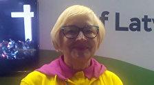 Доктор инженерных наук, ассоциированный профессор, проректор по учебной работе Балтийской международной академии Жанна Цауркубуле