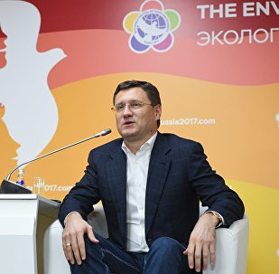 Министр энергетики РФ Александр Новак участвует в дискуссионной программе XIX Всемирного фестиваля молодежи и студентов в Сочи