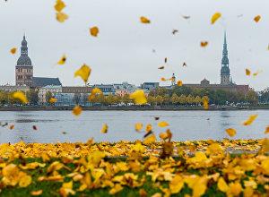Zelta rudens Rīgā