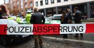 Minhenē vīrietis ar nazi uzbrucis garāmgājējiem