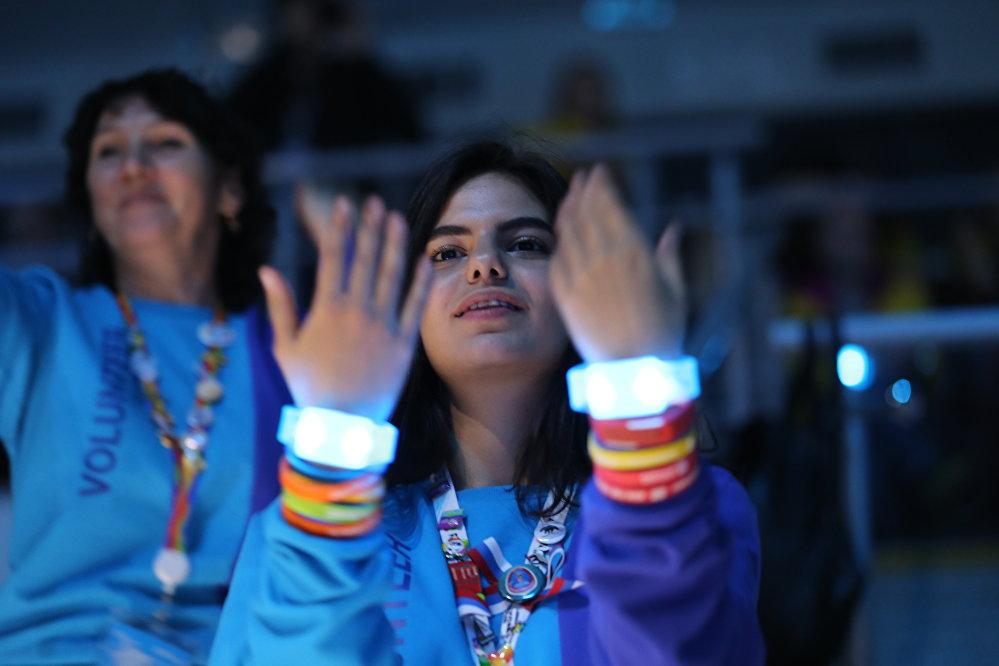 Всемирный фестиваль молодежи истудентов закончился вСочи