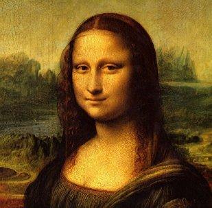 Leonardo da Vinči Mona Liza