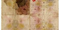 Izsolē pārdota vienīgā vēstule no Titānika