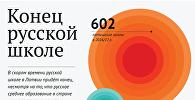 Конец русской школе
