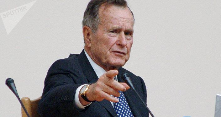 Džordžs Bušs