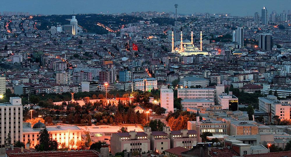 Ankara - Turcijas galvaspilsēta. Foto no arhīva