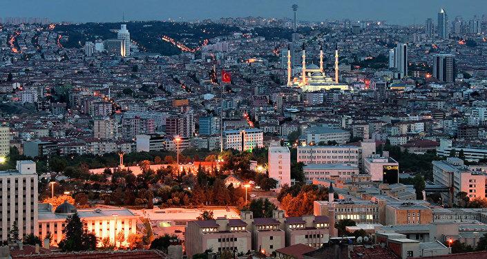 Ankaras panorāma
