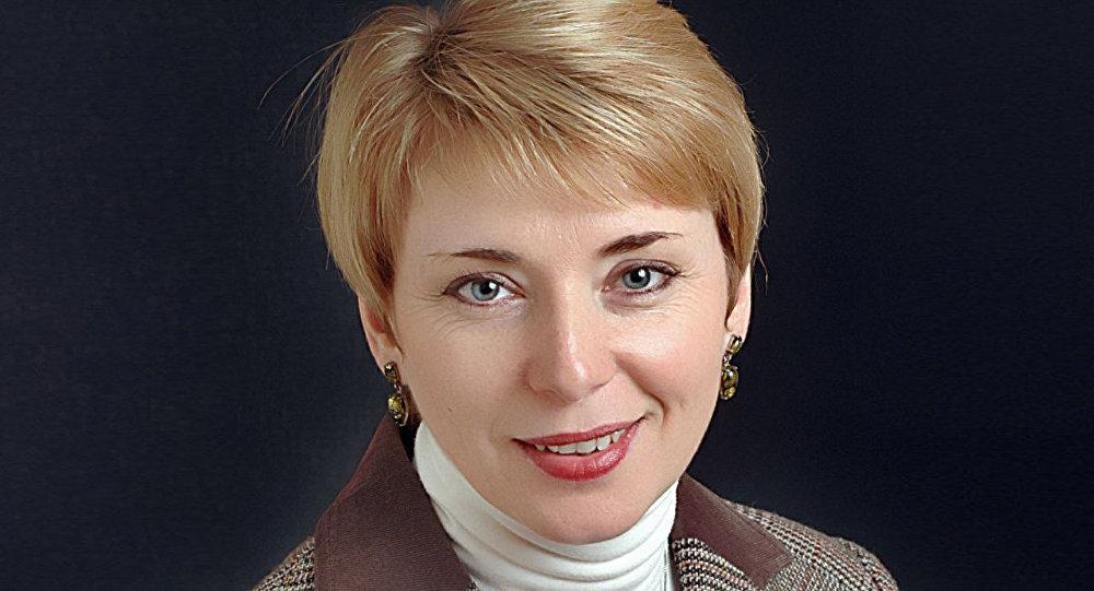 Ольга Васильева (Эстония), врач, практикующий психолог, психотерапевт