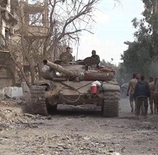 Sīrijas armija pilnībā atbrīvojusi Deir ez Zoru no kaujiniekiem