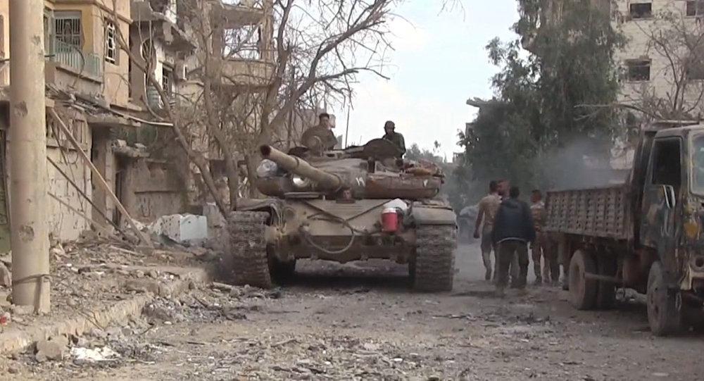 Генштаб: Сирия навсе 100%  освобождена оттеррористов