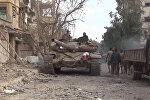 Сирийская армия полностью освободила Дейр-эз-Зор