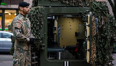 Latvijas karavīrs
