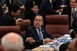 Министр иностранных дел Вьетнама Фам Бинь Минь и министр иностранных дел России Сергей Лавров