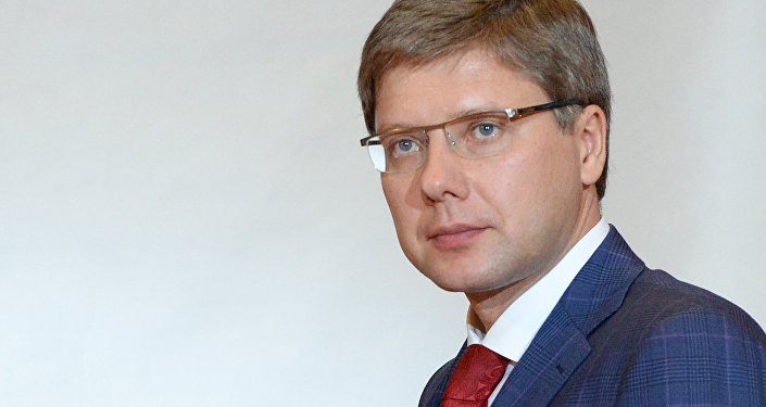 Мэр Риги Нил Ушаков. Архивное фото