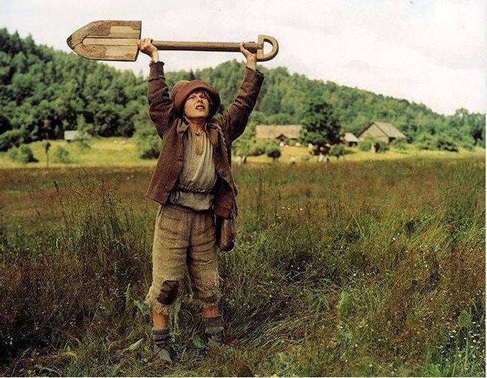 Кадр из фильма Спридитис, 1985 год