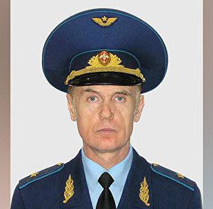 Заслуженный военный летчик РФ Владимир Попов