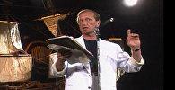 Выступление Михаила Задорнова в Ялте в 1992 году. Архивные кадры