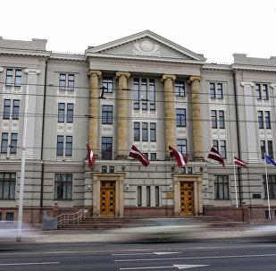 Latvijas Ārlietu ministrija