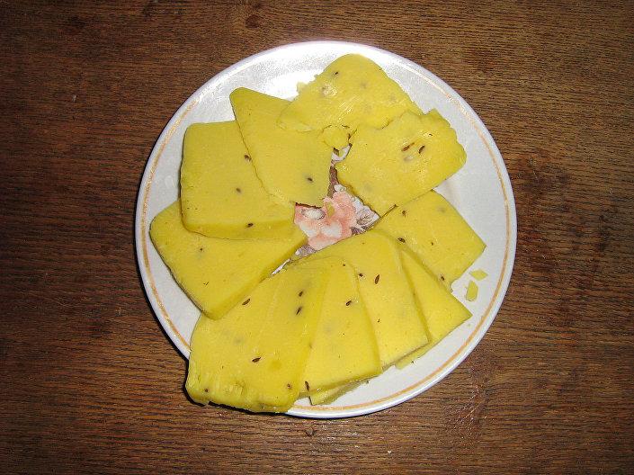 Янов сыр, обязательный атрибут праздника Лиго