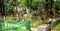 Бернардинское кладбище в Вильнюсе