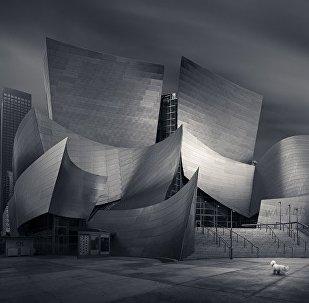 Jošihiko Vada darbs – otrā vieta kategorijā Antropogēnā vide/Arhitektūra starp amatieriem