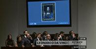 Leonardo da Vinči glezna tika pārdota izsolē par 400 miljoniem dolāru