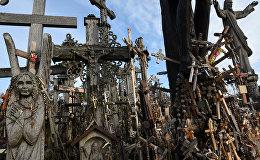 Достопримечательность Литвы – Гора Крестов
