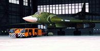 Стратегический ракетоносец Ту-160М2 впервые выкатили из цеха Казанского авиазавода