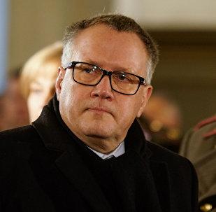 Министр экономики Арвилс Ашераденс