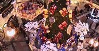 В Москве появились в продаже необычные новогодние игрушки