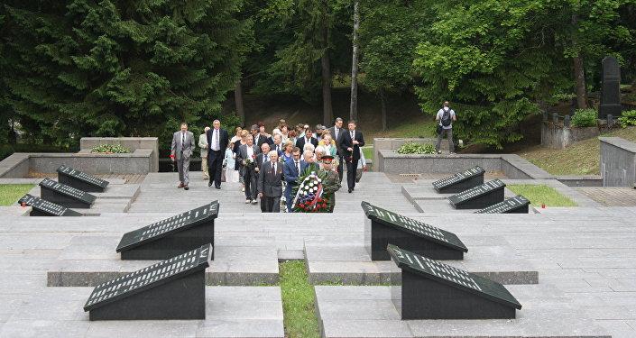Kapsēta Viļņā 2016. gada 22. jūnijā