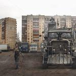 Героиня фильма Безумный Макс на российской парковке