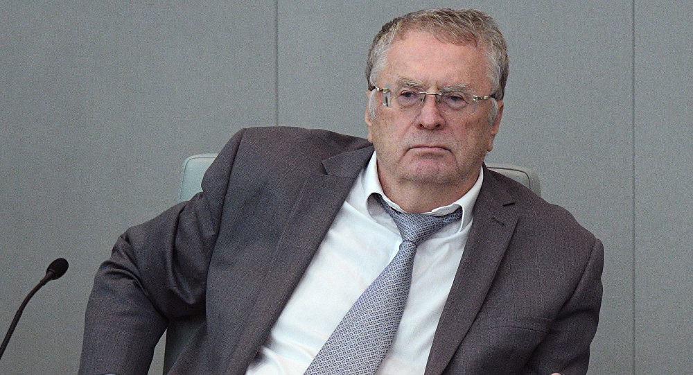 Жириновский допустил разрушение Прибалтики вслучае войны вевропейских странах