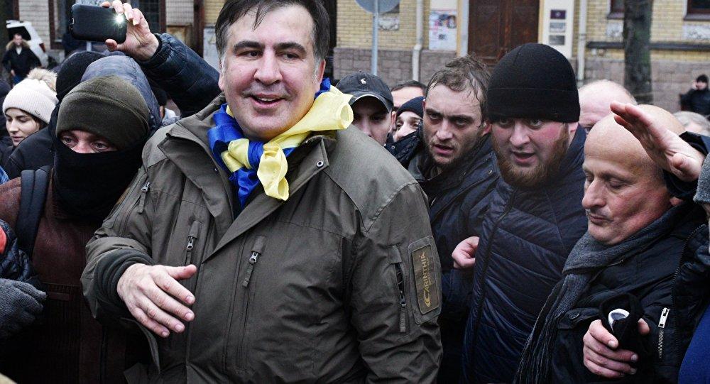 Саакашвили отказался явиться надопрос поделу огосперевороте