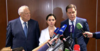 Заявление главы ОКР России Александра Жукова после решения МОК по участию РФ в Играх-2018