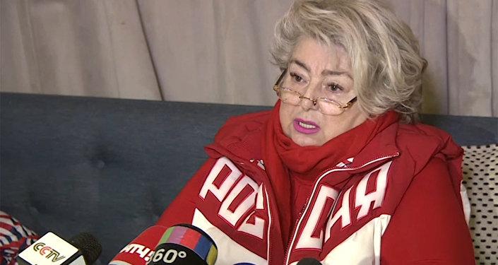 Daiļslidošanas trenere komentēja SOK lēmumu par Krievijas izlases atstādināšanu no Olimpiskajām spēlēm