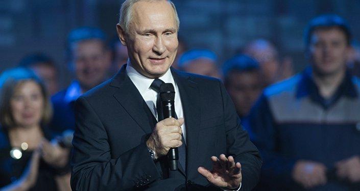 Krievijas prezidenta V.Putina darba vizīte Ņižņijnovgorodā