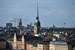 Исторический центр Стокгольма Гамла Стан