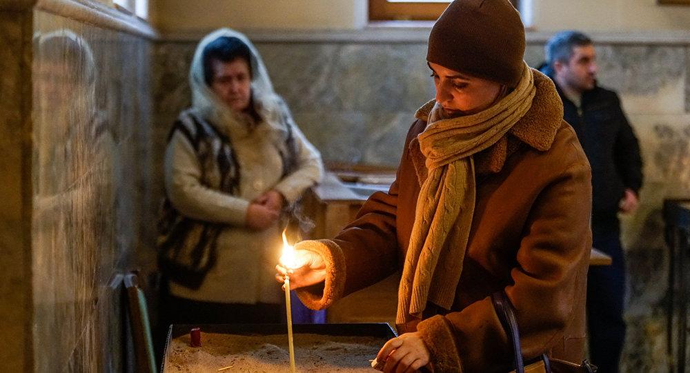 Армянская церковь Святого Григория Просветителя в Риге
