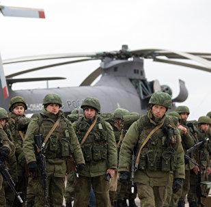 Gaisa desanta spēku aviotaktiskās mācības. Foto no arhīva