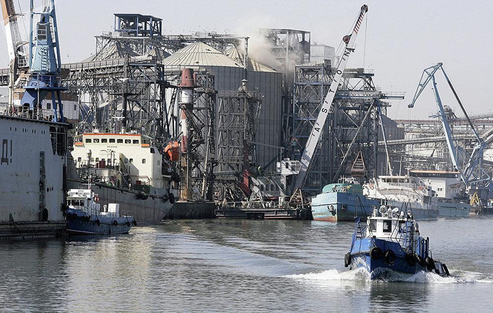 Ростовский морской торговый порт