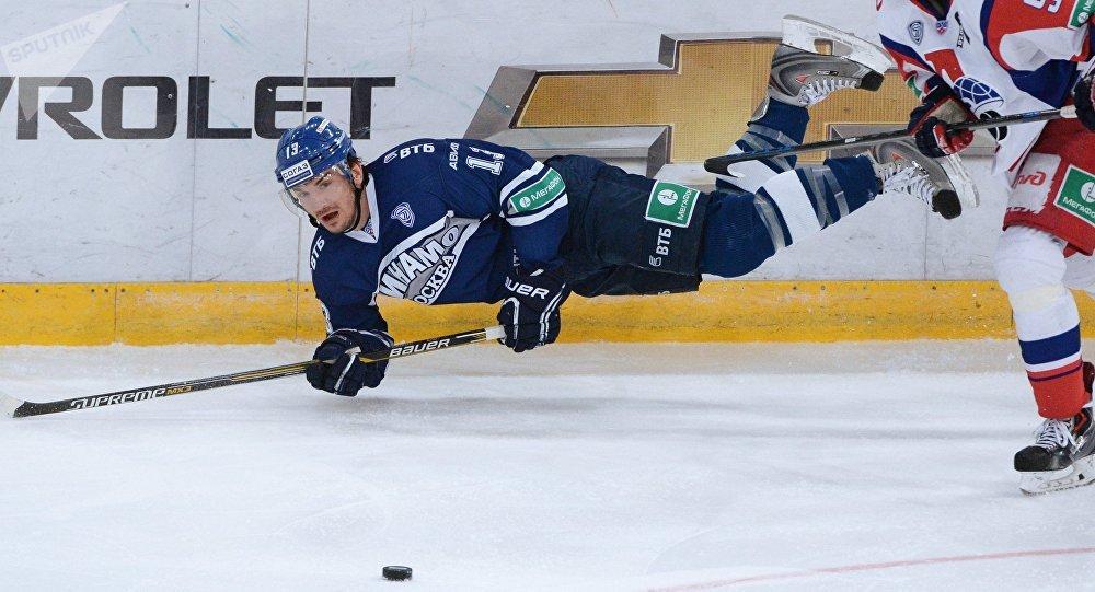 Хоккеист Николай Жердев, архивное фото