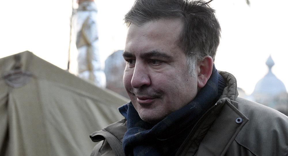 Bijušais Gruzijas prezidents, bijušais Odesas apgabala gubernators Mihails Saakašvili