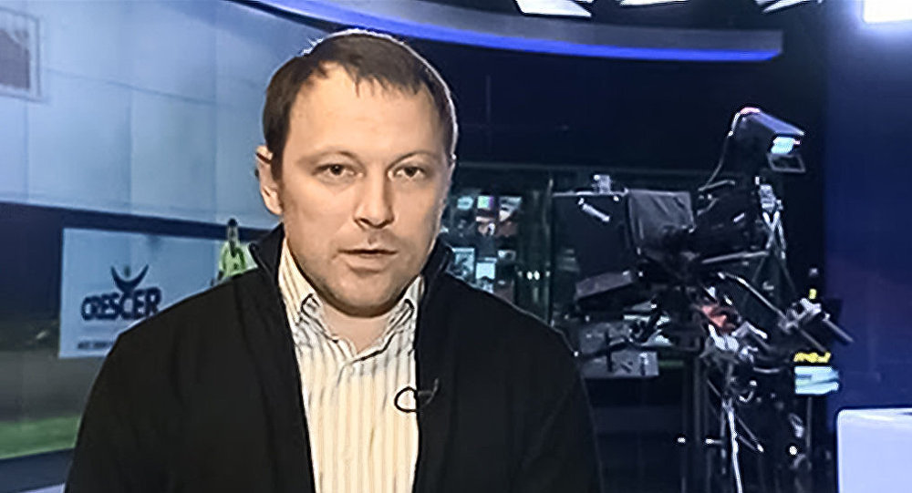 Директор Национального антикриминального и антитеррористического фонда Виктор Куликов