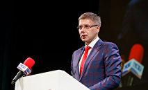 Нил Ушаков на съезде партии Согласие