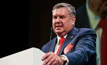 Saskaņa Saeimas frakcijas vadītājs Jānis Urbanovičs