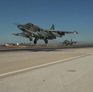 Вывод российской авиации из Сирии
