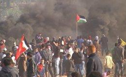 Палестино-израильские столкновения