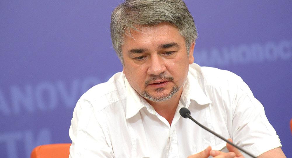 Ukraiņu vēsturnieks un politologs Rostislavs Iščenko